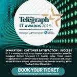 Image for the Tweet beginning: Delighted to sponsor Belfast Telegraph