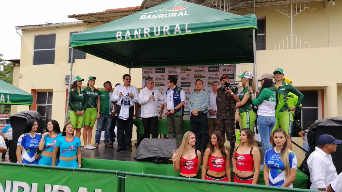 test Twitter Media - Presidente en funciones Jafeth Cabrera participa en la inauguración de la Vuelta Ciclística a Guatemala. https://t.co/nDqyU5iWFK