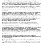 Image for the Tweet beginning: Un vecino de #Alcorcón ha