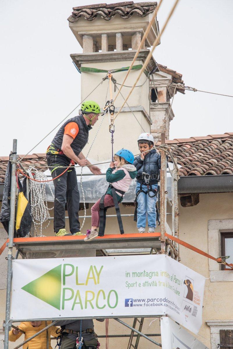 #PlayParco è anche cableway, il brivido della car...