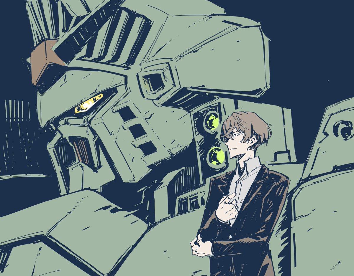 加賀美社長とGP02 #加画美