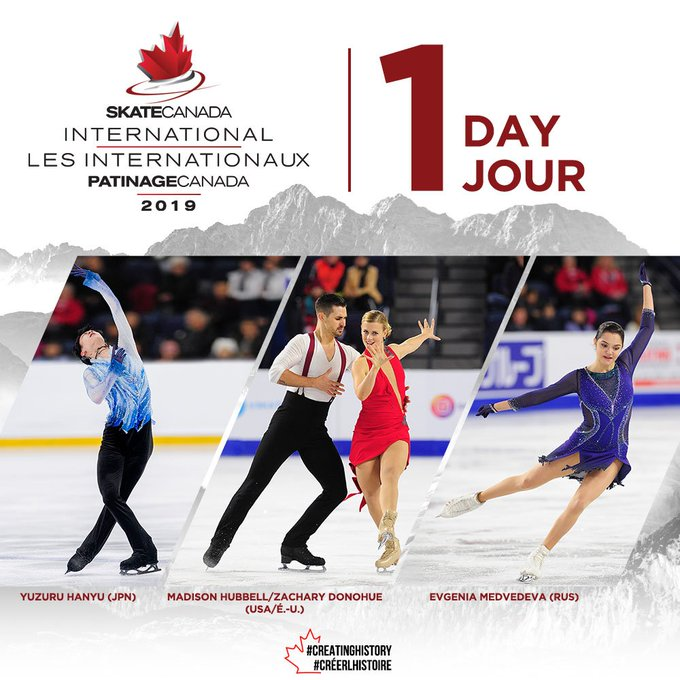 GP - 2 этап. Skate Canada International Kelowna, BC / CAN October 25-27, 2019 - Страница 2 EHkmvuKWsAEgszd?format=jpg&name=small