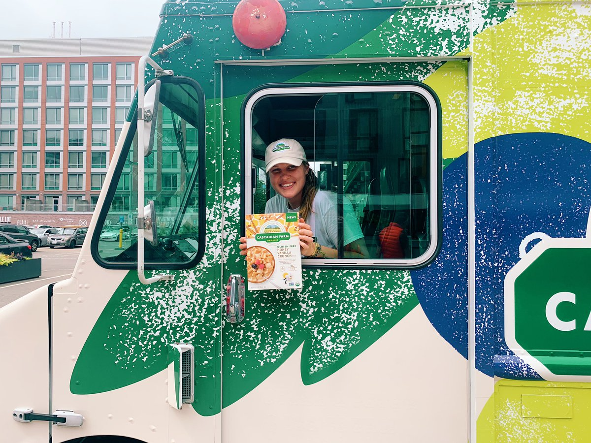 There are just a few events left in our #Tampa tour so don't miss your chance to visit the truck! 🚚 Find us @WholeFoods Tampa on 10/24 from 2-4PM. https://t.co/QLhH7Dbs2o #GoodFoodVibesTampa #cascadianfarm #wholefoods #alwaysorganic https://t.co/znNVnNtdGN