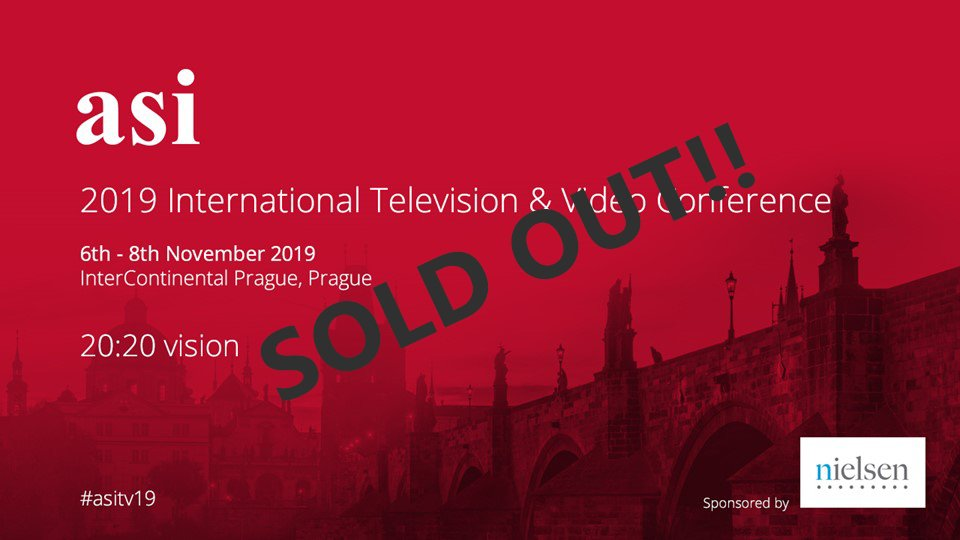 test Twitter Media - We regret to say that this year's TV & Video Conference is now fully booked! Places at the Radio & Audio Conference are still available. Sorry to those who will miss out #asitv19 #bookearly https://t.co/3FIe650KOR