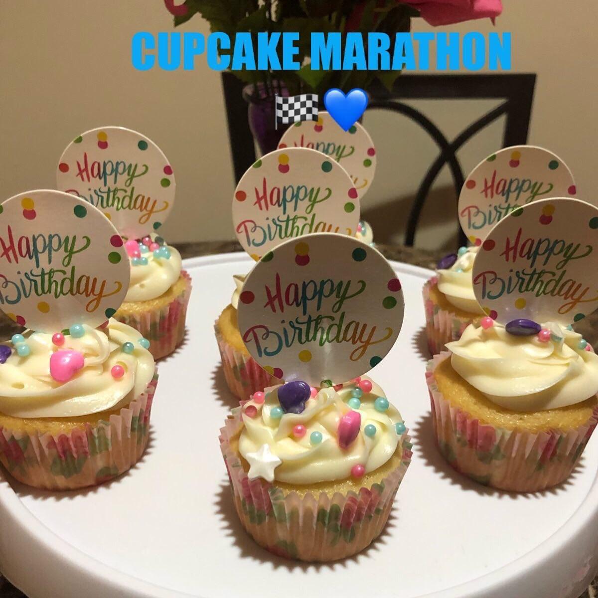 Tremendous Cupcake Marathon Llc V Twitter Happy Birthday Funny Birthday Cards Online Benoljebrpdamsfinfo