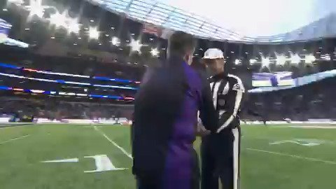 Been tuning in to the excitement of the  @NFLUK London Games?   FedEx is a proud sponsor & it's our privilege to deliver the  to each game. A huge congrats to Matt Peters who won the opportunity to deliver the ball to the epic game between  @Raiders Vs  @ChicagoBears.  #TeamFedEx