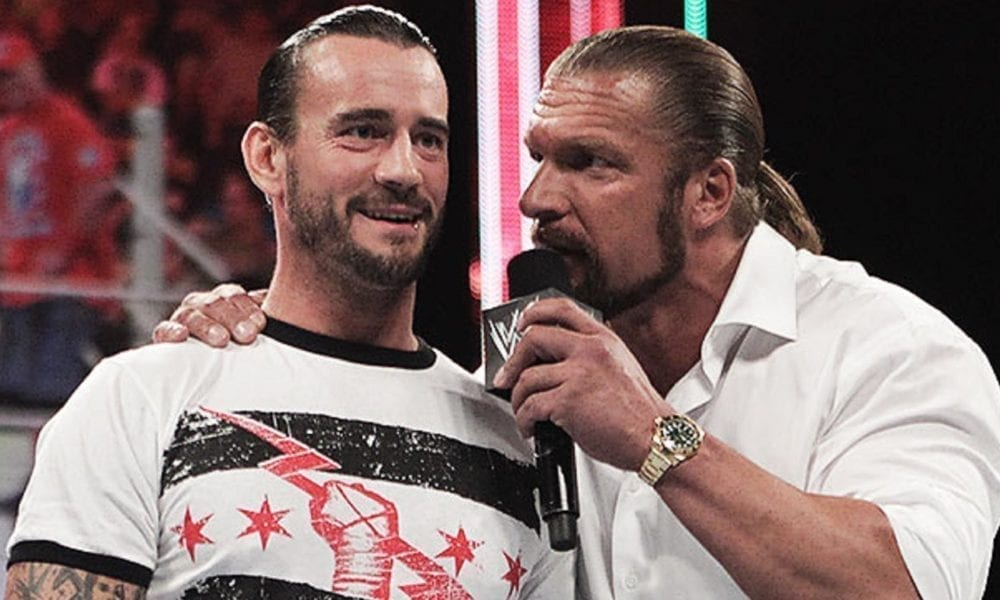 Vince McMahon's Reported Reaction To CM Punk's Interest In Pro Wrestling Return