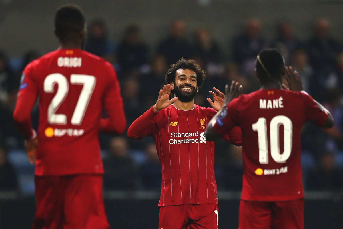 Video: Genk vs Liverpool Highlights