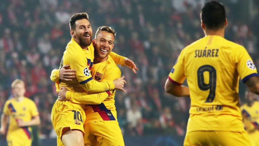 Video: Slavia Praha vs Barcelona Highlights