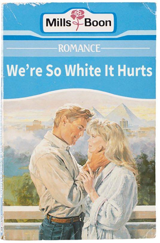 Replying to @Acidic_Blonde: Love in the White House......A MAGA Romance   #FunnyNamesForRomanceNovels