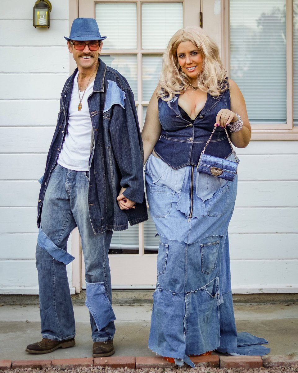 Jamie Hamilton On Twitter It S Britney Bitch And My Cute Bf Justin Timberlake We Re The Denim On Denim Couple Of 2001 Britneyspears Justintimberlake Halloweencostume Https T Co Ddwupxuxuz