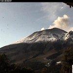 Image for the Tweet beginning: #Popocatepetl   ⚠️ EL #CENAPRED