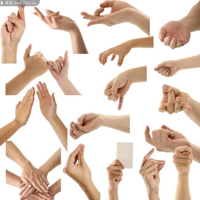 Популярные жесты руками фото