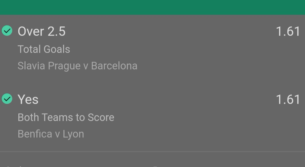 betting both teams to score tipsy