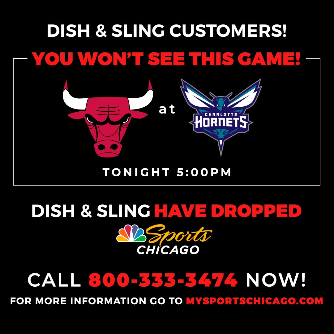 Column: Bulls, Blackhawks and White Sox fans who are unhappy with Dish in its NBC Sports Chicago stalemate should start shopping around
