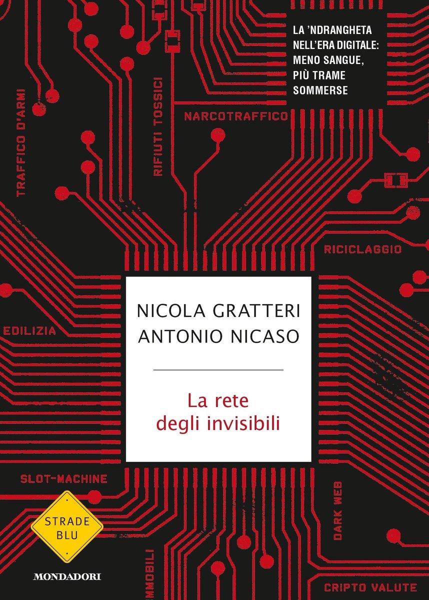 #Laretedegliinvisibili è il titolo del mio nuovo libro scritto con @AntonioNicaso. Sarà disponibile in libreria dal 19 Novembre. @Librimondadori
