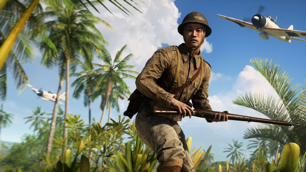 Battlefield V War in the Pacific Trailer Revealed