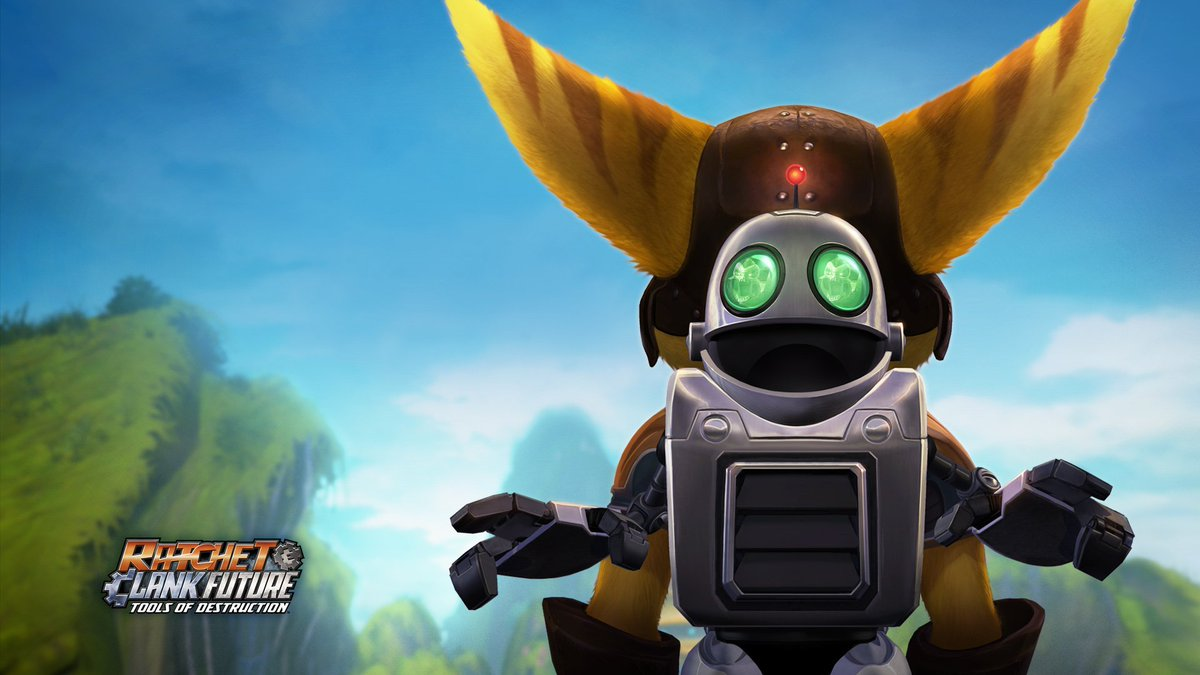 Insomniac Games On Twitter Ratchet Clank Future Tools Of