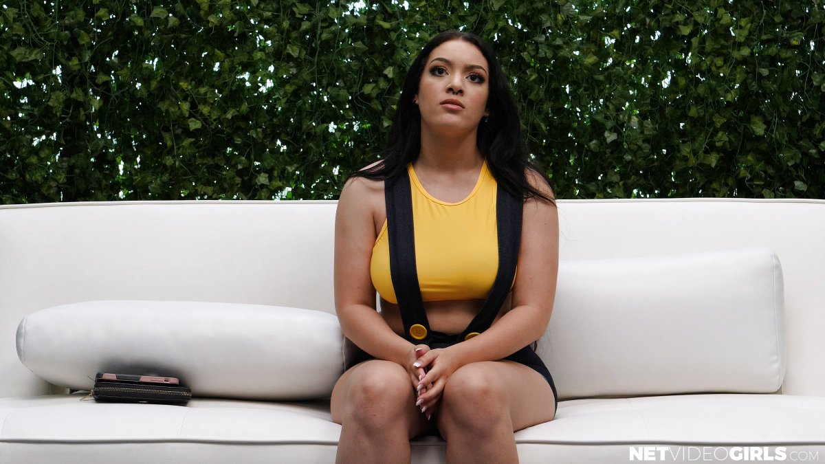 Interracial Casting Couch Porn