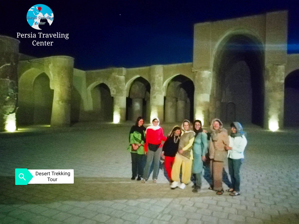 #desert_trekking_tour Are you looking for an adventure tour to Iran ? Let's get acquainted with our desert trekking tour that we run it from now till late March.   #tour #grouptour #guidedtour #holidayiniran #trek #trekkingtour #leisureholiday #leisuretravel #trip #trippypic.twitter.com/wbM6LSzJl8