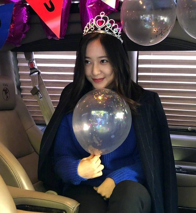 Happy Birthday princess soojung a.k.a KRYSTAL JUNG be the great and keep healthy for our KRYSTAL