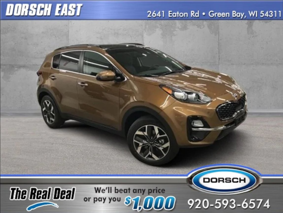 Dorsch Ford Green Bay >> Dorsch Ford Lincoln Kia On Twitter Lease The 2020