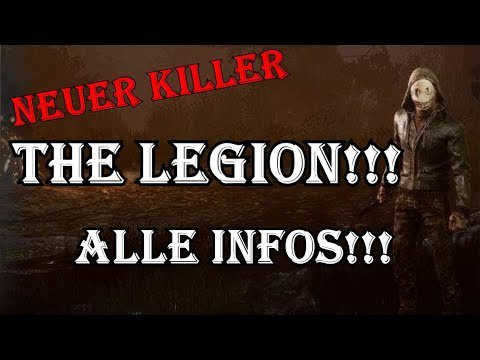 The Legion Alle Infos!!! Neuer Killer Dead by Daylight  Link:  #alleinfos #chapter10 #DeadByDaylight #guide #neuerkiller #neuerüberlebender #neueschapter #neuesdlc #newchapter #newdlc #NewKiller #NewSurvivor #Surion #surion88 #surionyt