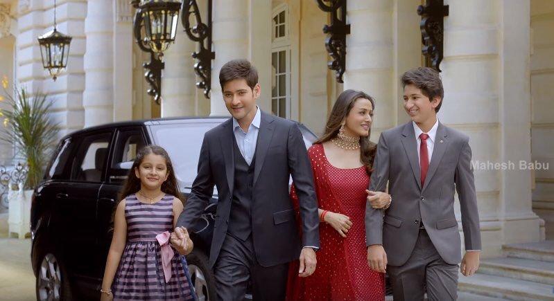 The Royal family  . . . #sarileruneekevvaru   #SarileruMeekevvaru <br>http://pic.twitter.com/mWPq4S5tBX