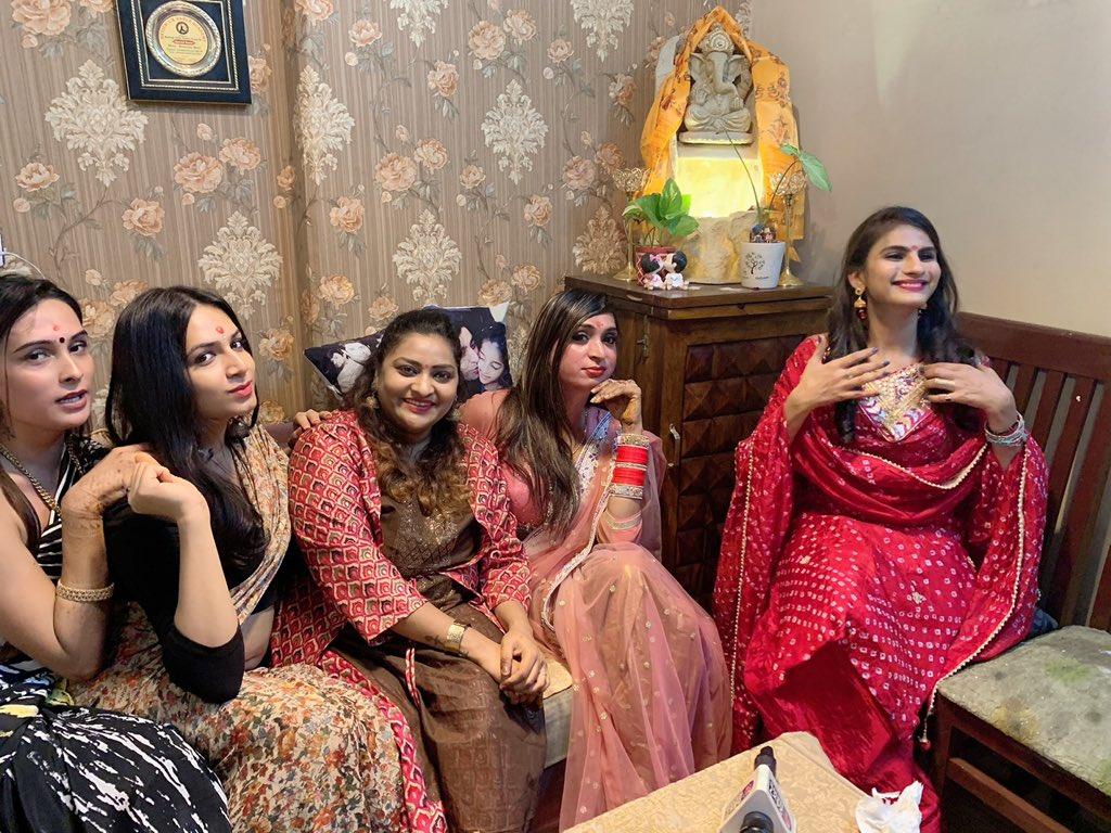 We celebrated Diwali with love care and joy. Coming soon !! Stay tuned. #misstransqueenIndia #Interviews #diwaliwithadifference #indiasFirstTransQueenWinner #evadehatred #TeamTransQueenIndia #Misstransqueenindia2017 #Diwali #Love #Happiness #oneworld #reenarai #nitashabiswas