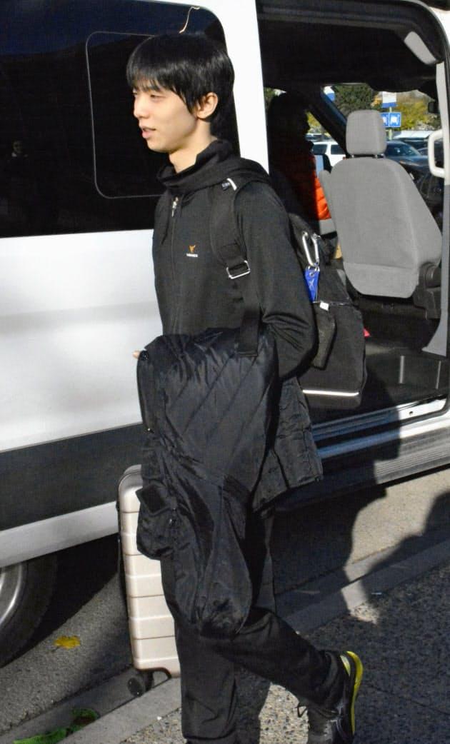 sci2019 arrivo yuzuru hanyu