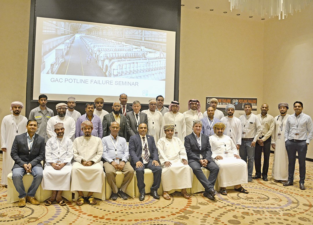 Qatalum participated in the very insightful Gulf Aluminium Council (GAC) in Sohar, Oman on the 2nd of October. One of the main topics tackled by this seminar was the business interruptions that smelters face.