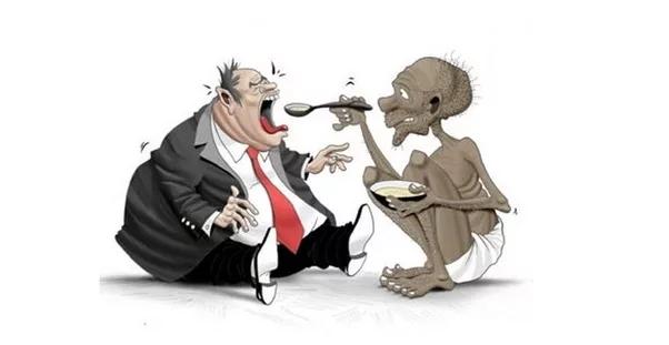 картинки жадность порождает бедность