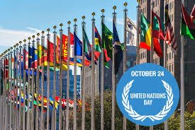 Happy UN Day! #GlobalEd #GlobalGoals