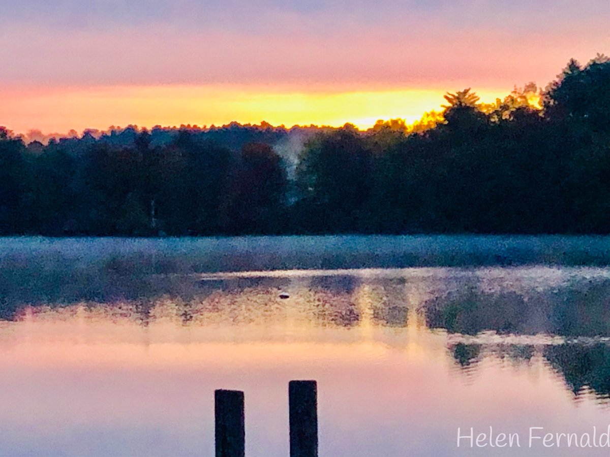 May the gentleness of this sunrise comfort your spirit #yourjoyguru #gratefulmoment #ThursdayThoughtspic.twitter.com/MUJyk06YrL