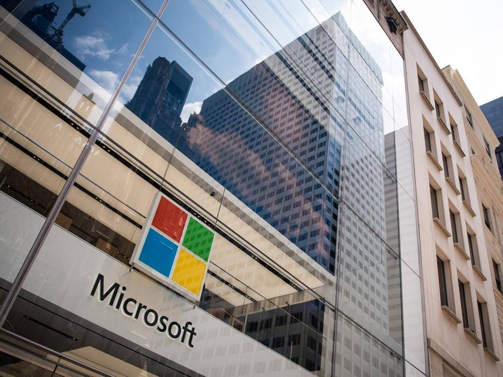 Microsoft beats profit estimates but cloud growth slows
