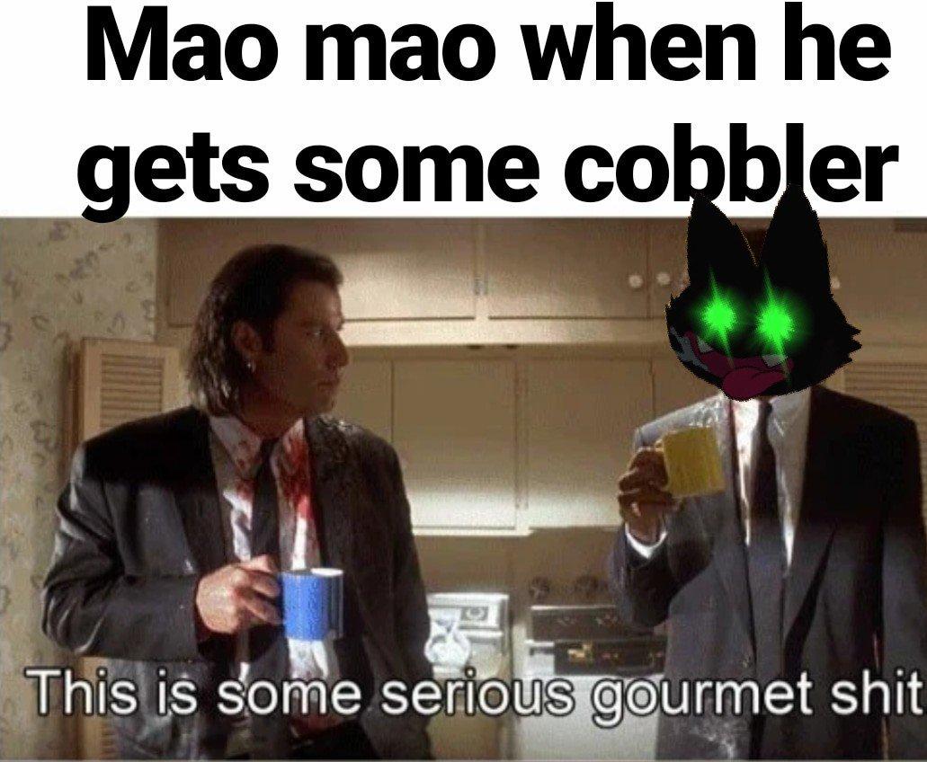 Two mao mao memes #maomao https://t.co/8DrPCfTkC0