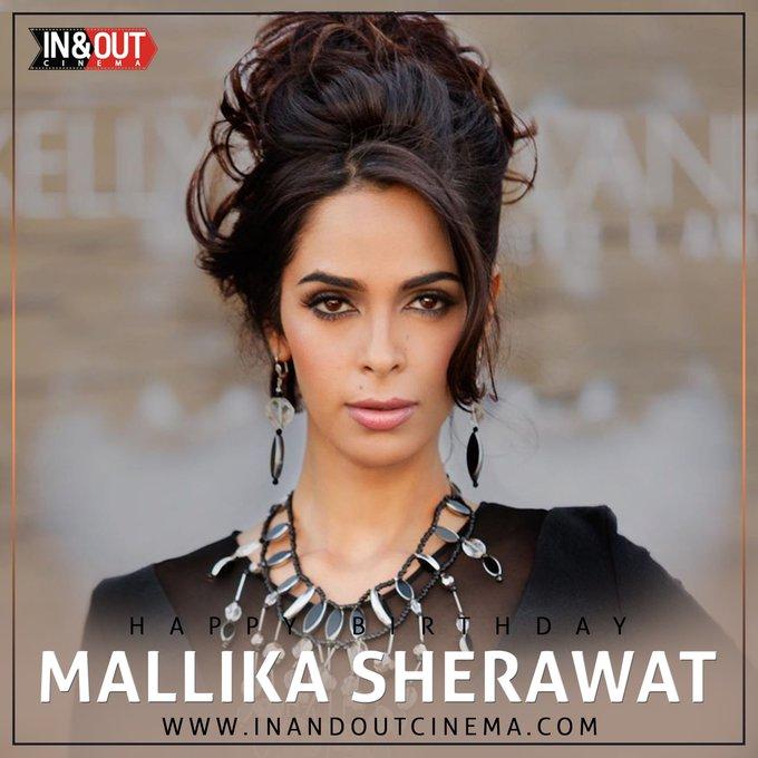 Happy Birthday Mallika Sherawat