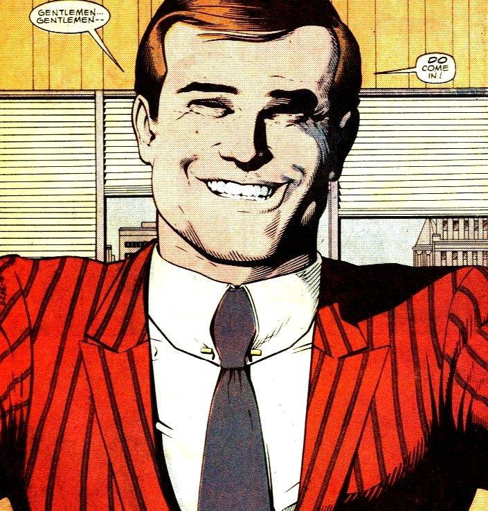 《神力女超人 1984》導演確定正義聯盟叛徒「馬克斯威爾洛德」的登場!