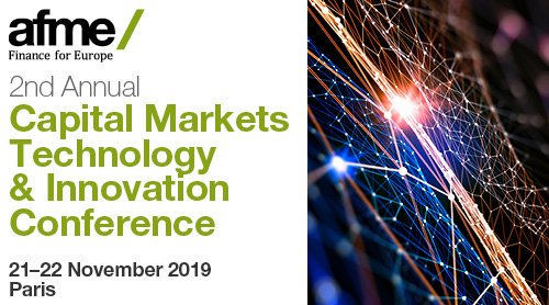 Time to register for the 2nd Annual #Capital #markets #technology & #innovation #conference from 21st to 22nd Nov 2019 in @LaPlaceFintech 🇫🇷 with @AFME_EU 👉Register bit.ly/2mfzp6N #ArtificialIntelligence #markets #Cybersecurity #Fintech #Banking #AI #innovation