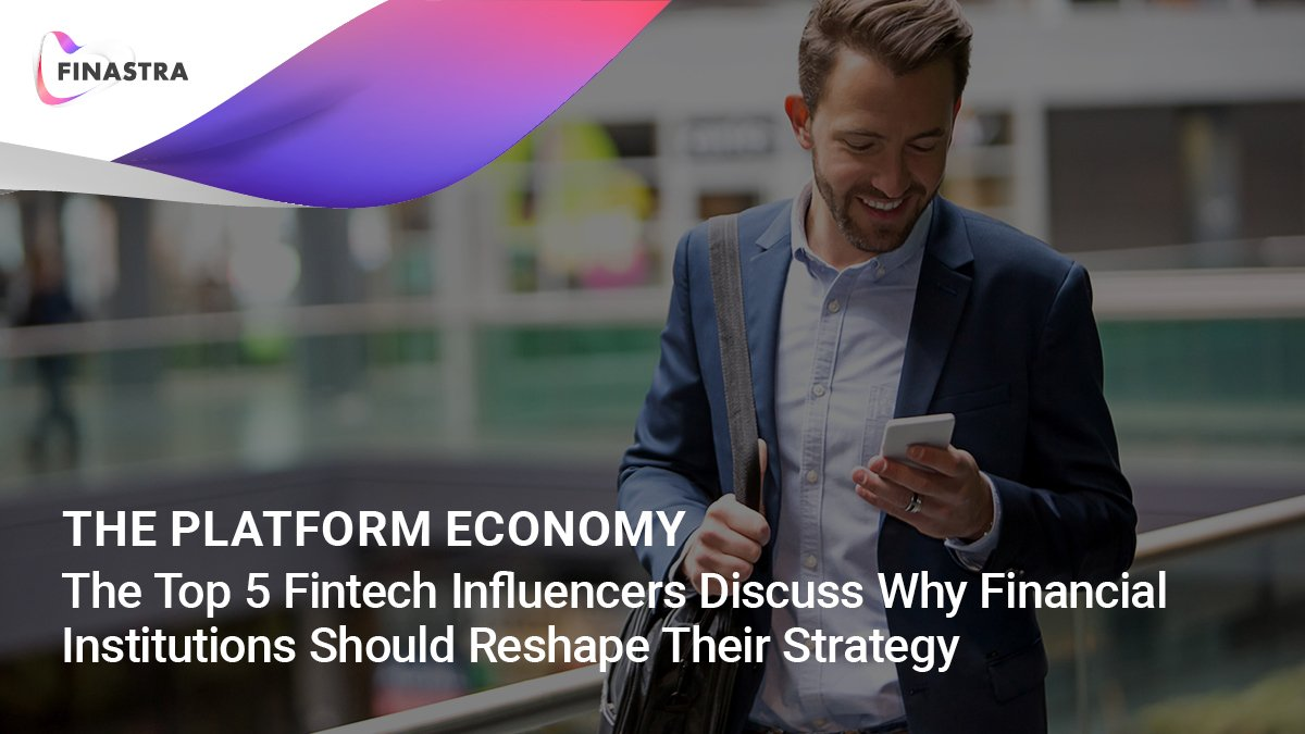 The one constant in the future of financial services is there will be a lot of change. Read up to hear industry experts discuss how to adapt at speed. #openplatform #collaboratetoinnovate ow.ly/ehft50wSNdv