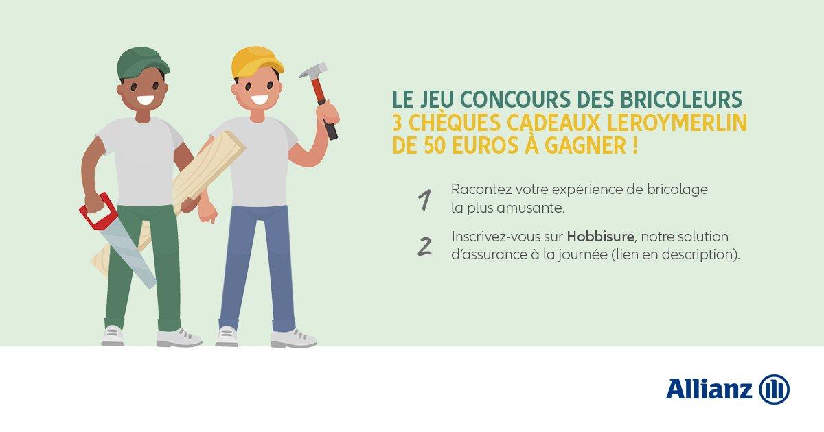 Allianz France On Twitter Tentez De Gagner Un Chèque