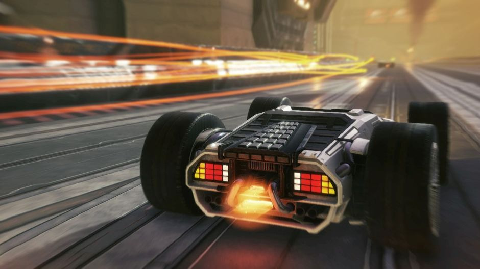 Want to see some concept art from the #DeLorean 2650? Check out the latest #Xbox blog as Chris Mallinson, Creative Director on GRIP, talks through how he and team brought the iconic car into our universe!https://news.xbox.com/en-us/2019/10/22/the-delorean-available-now-grip-combat-racing/ …