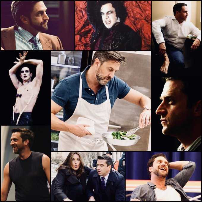 Happy Birthday to the amazingly talented and absolutely gorgeous Raúl Esparza!