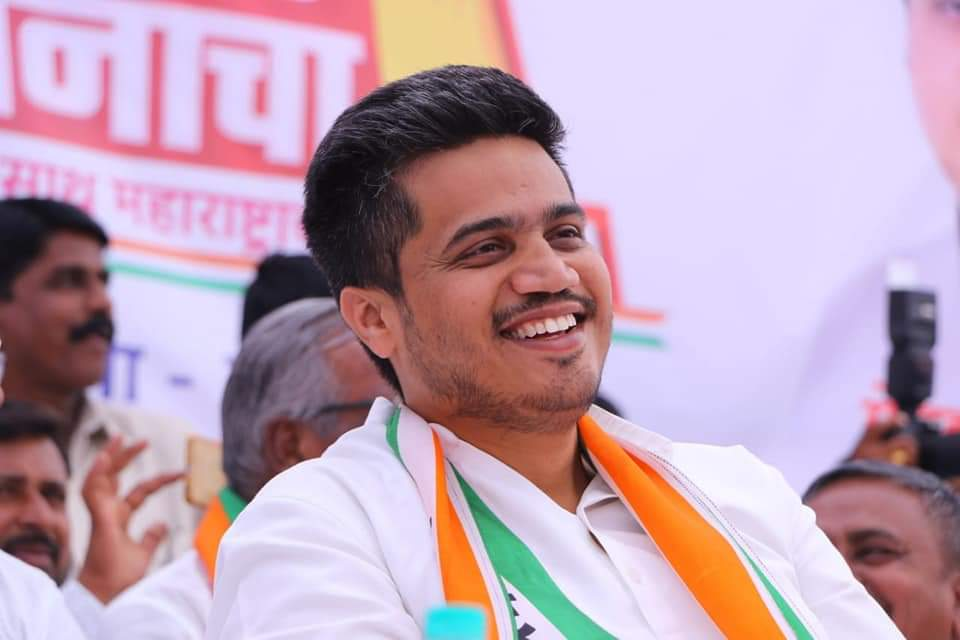@RohitPawarOffic  Dada!  Congratulations for your victory!  You deserved it! Wishing you Best luck ahead. In you we see our young & dynamic leader with vision. Must awaited #Rohit_parva is here. In you we trust.#rohitpawar #NCP #karjatjamkhed #MaharashtraElections2019pic.twitter.com/emed17Yavz