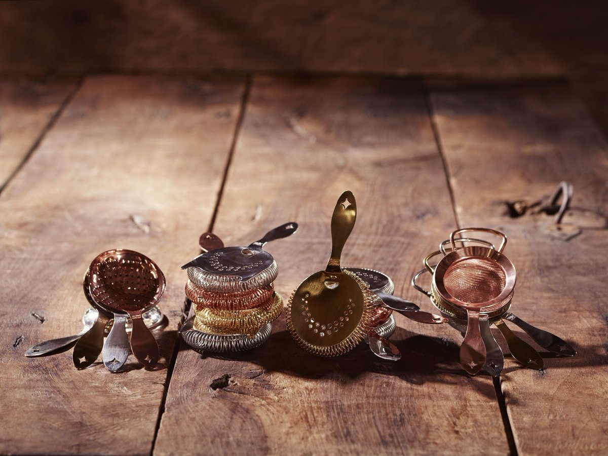 Is there a word for a collection of Cocktail Strainers? If so let us know, or make one up, we might just need to use it!  . . . . . #bonzerbarware#barware#mixology#bartenderlife#bartending#bartools#antiques#antiquebarware#heritage#mixologist#cocktails#craftcocktails https://t.co/v0nn6mz4lx