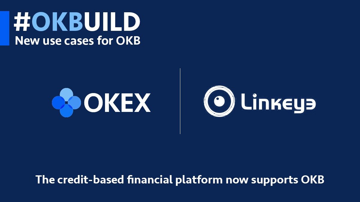 Thanks to OKEx, LinkEye is fully supportive to $OKB ecosystem! #OKBuild @OKEx