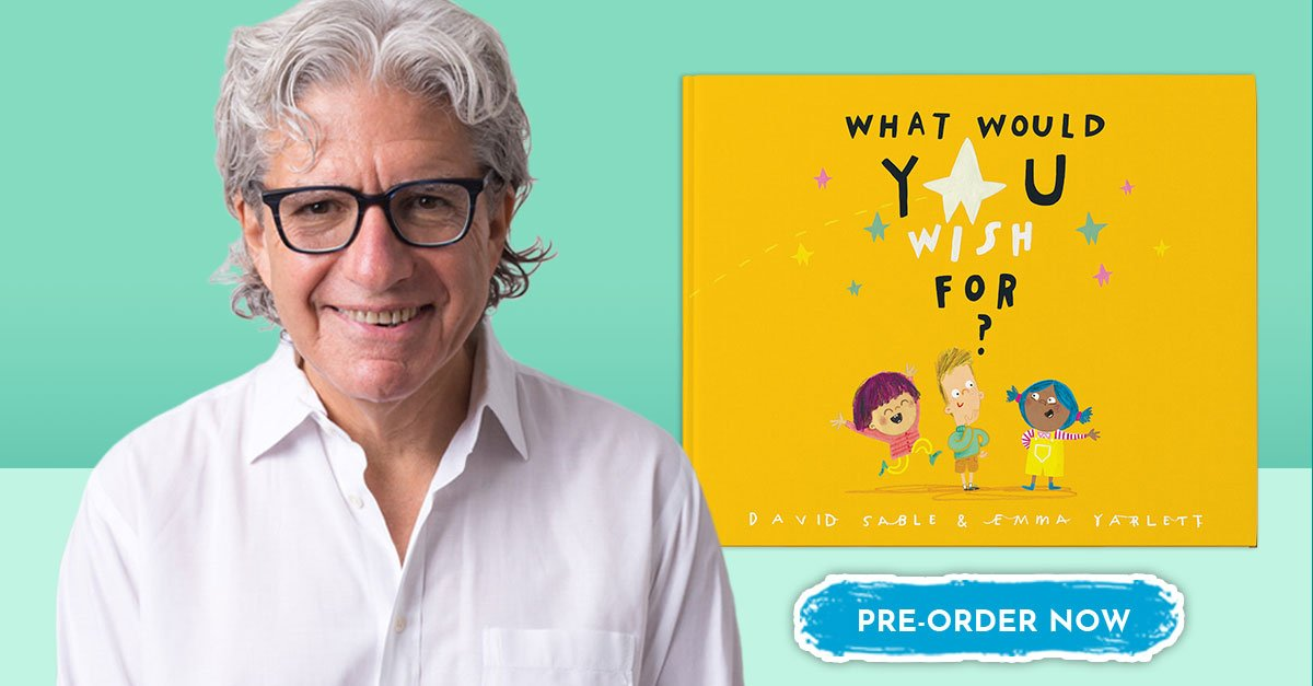 It's easy to forget that we have the power to change the world for good. That's why I decided to write a children's book. Given all that's going on in the world, it's never been more important to teach our children to wish for the right things. Preorder: https://t.co/wS962wFowW https://t.co/jtwRBVO7cN