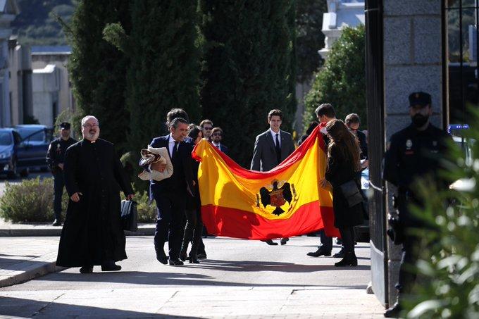 Francisco Franco, familiares, El País