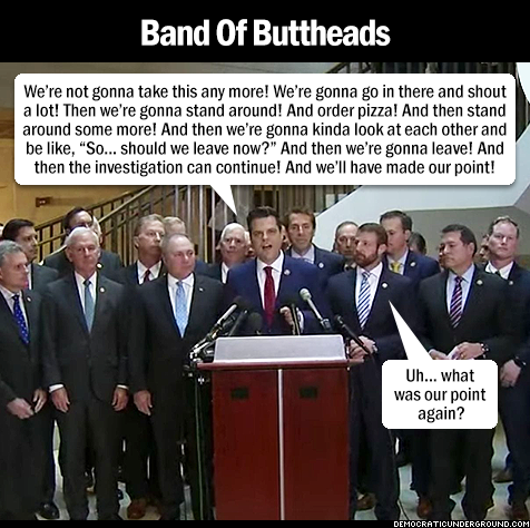 Band of buttheads