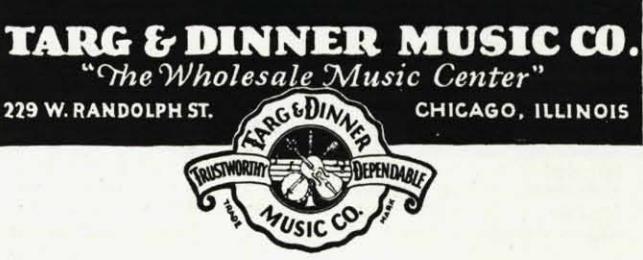 targ dinner t&D logo